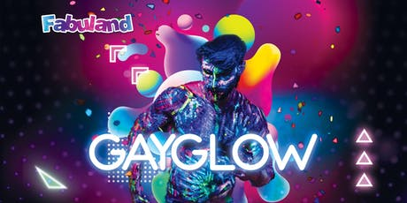 Fabuland presents Gayglow tickets