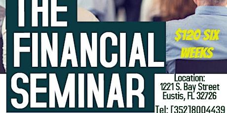 The Financial Seminar tickets