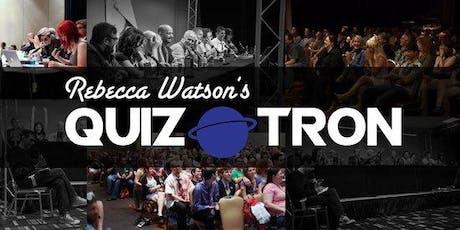 Quiz-o-Tron with Rebecca Watson tickets