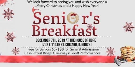 WVON's Senior's Breakfast