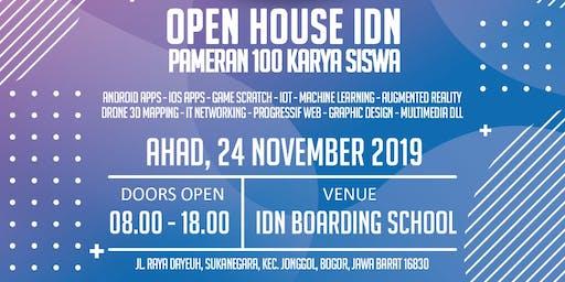 IDN OPEN HOUSE 2019