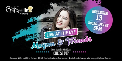 LIVE at the Eye: Megan Moreau