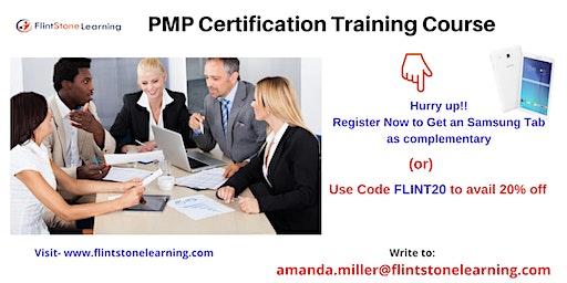 PMP Training workshop in Calistoga, CA