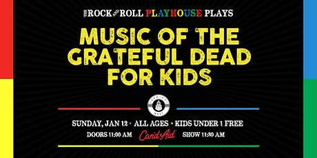 Music of Grateful Dead for Kids tickets