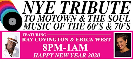 Birch's New Year's Tribute to Motown and the Soul Music of the 60's & 70's