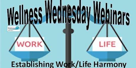 SD73 Establishing Work/Life Harmony tickets