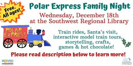 Polar Express Family Night (Please read description below) tickets