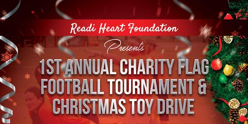 Readi Heart Charity Flag Football Tournament & Festival