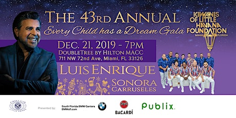 Every Child has  a Dream Gala tickets
