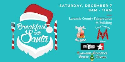 Laramie County's Spirit of Giving - Breakfast with Santa