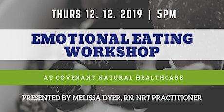 Emotional Eating Workshop tickets
