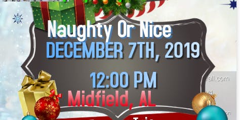 Naughty Or Nice Dance Competition