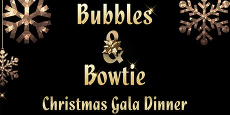 AzNConnecT Christmas Charity Gala: Bubbles & Bowtie tickets