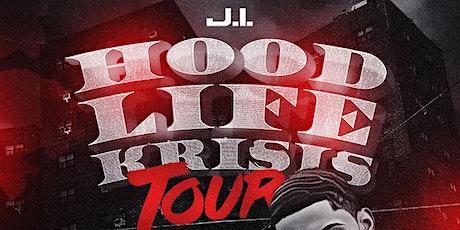 J.I. - Hood Life Krisis Vol. 1 Tour tickets