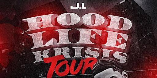 J.I. - Hood Life Krisis Vol. 1 Tour