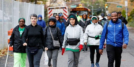 NYRR Striders Walk tickets