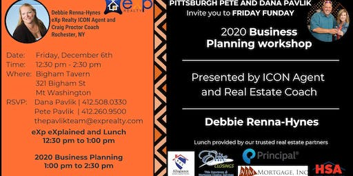 2020 Real Estate Business Planning