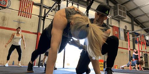The PFX Crossfit: A Brain, Body & Breath Training Experience