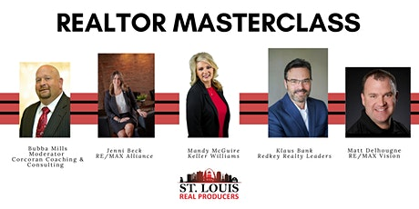 Real Estate Masterclass w/ Top Producers & Masterminding tickets