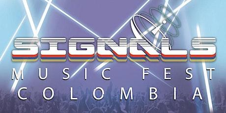Signals Music Fest, Colombia entradas