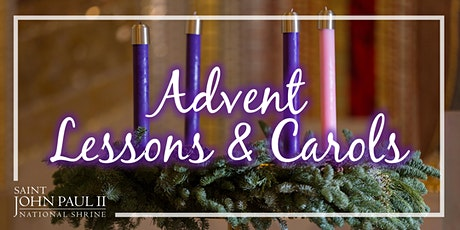 Advent Lessons and Carols tickets