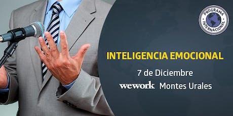 """Programas Internacionales UTEL te invita al Taller """"Inteligencia Emocional"""" boletos"""