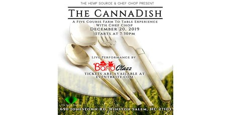 The CannaDish tickets