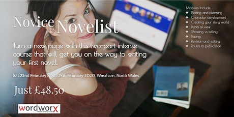 Novice to Novelist tickets