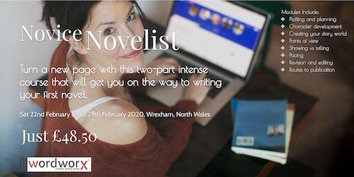 Novice to Novelist