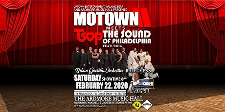 UGO + Rheel Menn: Motown Meets The Sounds of Philadelphia tickets