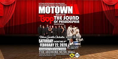 Rheel Menn + UGO: Motown Meets The Sounds of Philadelphia