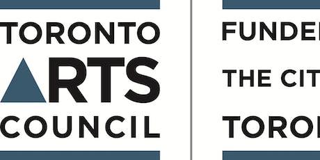 Animating Toronto Streets information session (Metro Hall) tickets