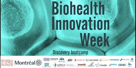 Biohealth Innovation Week: Packaged Pricing tickets