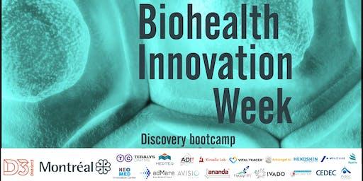 Biohealth Innovation Week: Packaged Pricing