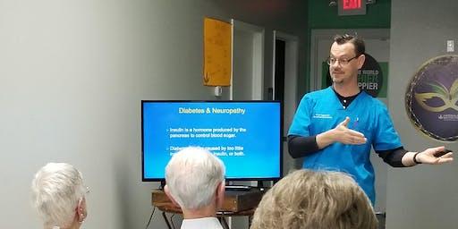 Peripheral Neuropathy Workshop: Burning, Tingling, Pain, Numbness