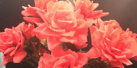 Paper not picked: Paper rose class! tickets