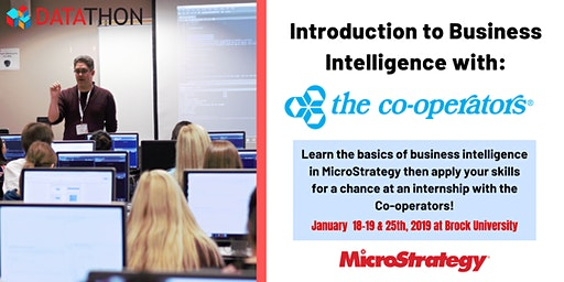 Intro to Business Intelligence with The Co-operators