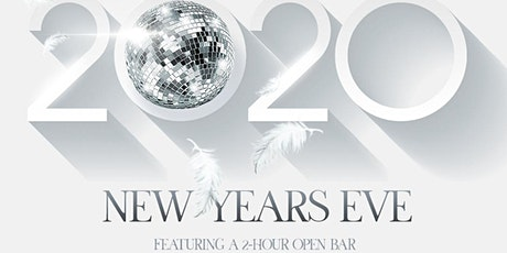 NEW YEARS EVE at ABIGAIL || 2-HOUR OPEN BAR tickets