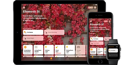 Getting Started with HomeKit tickets