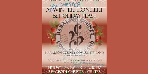 A Winter Concert & Holiday Feast