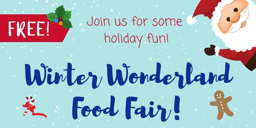 Winter Wonderland Food Fair