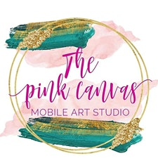 Organized by The Pink Canvas logo