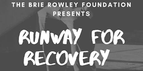 Runway For Recovery 2020 tickets