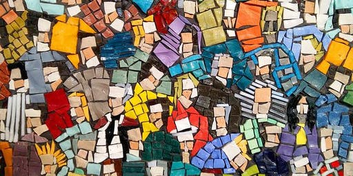 Learn Mosaics: Make a Tabletop or Panel