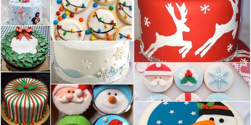 Winter/Holiday COOKIE  DECORATING-No Experience Ne