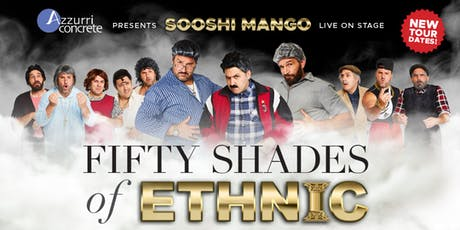 50 Shades Of Ethnic tickets