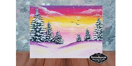 Step by Step - Pink Winter (12-15-2019 starts at 3:00 PM)