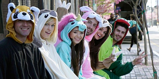 Onesie Pub Crawl Houston