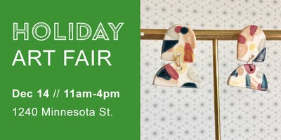 Minnesota Street Project Studios Holiday Art Fair
