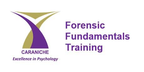 Forensic Fundamentals (1/2 day) Training - Craigieburn tickets